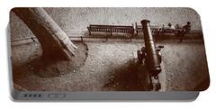 Defending London Portable Battery Charger by Joseph Westrupp