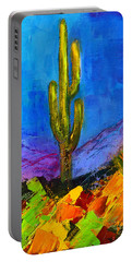 Desert Giant Portable Battery Charger by Elise Palmigiani