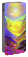 Dove Valley Portable Battery Charger by Jane Small