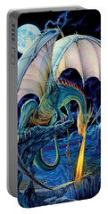 Dragon Causeway Portable Battery Charger by The Dragon Chronicles - Robin Ko