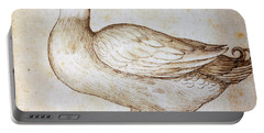 Duck Portable Battery Charger by Leonardo Da Vinci