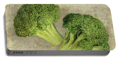 Due Broccoletti Portable Battery Charger by Guido Borelli