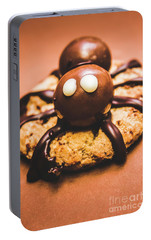 Eerie Monsters. Halloween Baking Treat Portable Battery Charger by Jorgo Photography - Wall Art Gallery