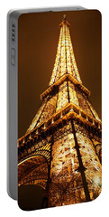 Eiffel Portable Battery Charger by Skip Hunt