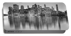 Enchanted City Portable Battery Charger by Az Jackson