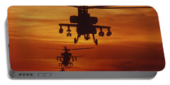 Four Ah-64 Apache Anti-armor Portable Battery Charger by Stocktrek Images