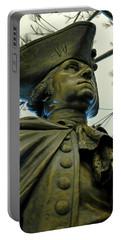 General George Washington Portable Battery Charger by LeeAnn McLaneGoetz McLaneGoetzStudioLLCcom