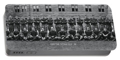 Georgetown U Football Squad Portable Battery Charger by Panoramic Images