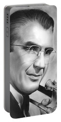 Glenn Miller Portable Battery Charger by Greg Joens