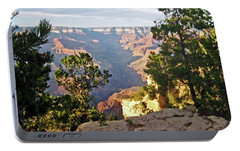 Grand Canyon No. 1 Portable Battery Charger by Sandy Taylor