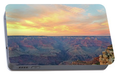 Grand Canyon No. 5 Portable Battery Charger by Sandy Taylor