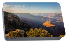 Grandview Sunset - Grand Canyon National Park - Arizona Portable Battery Charger by Brian Harig