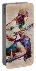 Gypsy Serenade Portable Battery Charger by Nikki Smith