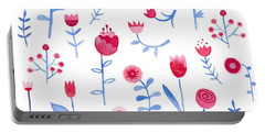 Hayfever Portable Battery Charger by Nic Squirrell