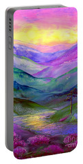 Highland Light Portable Battery Charger by Jane Small