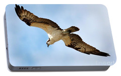 Hunter Osprey Portable Battery Charger by Carol Groenen