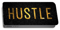 Hustle Portable Battery Charger by Taylan Soyturk