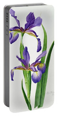Iris Monspur Portable Battery Charger by Anonymous