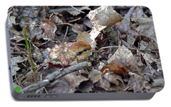 It's A Baby Grouse Portable Battery Charger by Asbed Iskedjian