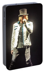 Joe Elliott Portable Battery Charger by Luisa Gatti