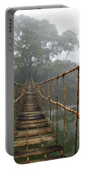 Jungle Journey 2 Portable Battery Charger by Skip Nall