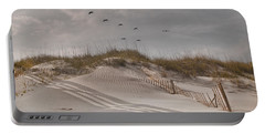 Just For You Outer Banks Nc Portable Battery Charger by Betsy Knapp