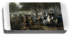 Life Of George Washington - The Soldier Portable Battery Charger by War Is Hell Store