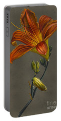 Lily Portable Battery Charger by Louise D'Orleans