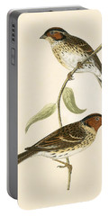 Little Bunting Portable Battery Charger by English School