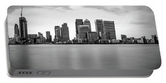 London Docklands Portable Battery Charger by Martin Newman