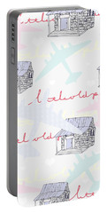 Love Shack Portable Battery Charger by Beth Travers