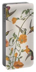 Mango Humming Bird Portable Battery Charger by John James Audubon