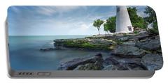 Marblehead Breeze Portable Battery Charger by James Dean