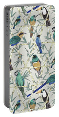Menagerie Portable Battery Charger by Jacqueline Colley
