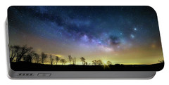 Milky Way Rising Portable Battery Charger by Bill Wakeley