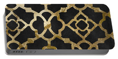 Moroccan Gold IIi Portable Battery Charger by Mindy Sommers