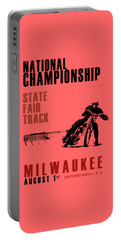 National Championship Milwaukee Portable Battery Charger by Mark Rogan