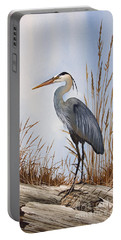 Nature's Gentle Beauty Portable Battery Charger by James Williamson