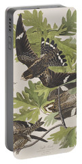 Night Hawk Portable Battery Charger by John James Audubon