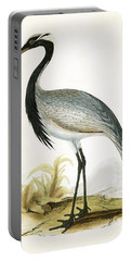 Numidian Crane Portable Battery Charger by English School