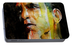 Obama Portable Battery Charger by Paul Lovering