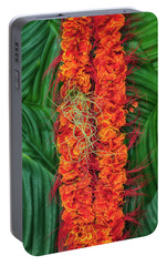 Ohai Ali'i With Pele's Hair Portable Battery Charger by Jade Moon