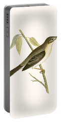 Olivaceous Warbler Portable Battery Charger by English School