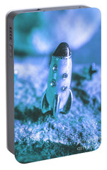 Once On A Blue Moon Portable Battery Charger by Jorgo Photography - Wall Art Gallery