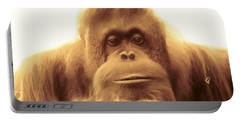 Orangutan Portable Battery Charger by Dan Sproul