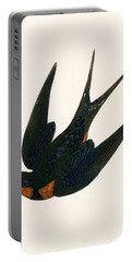 Oriental Chimney Swallow Portable Battery Charger by English School