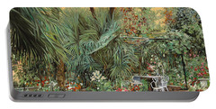 Our Little Garden Portable Battery Charger by Guido Borelli