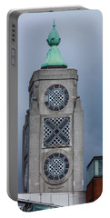 Oxo Tower Portable Battery Charger by Dawn OConnor