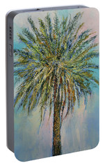 Palm Portable Battery Charger by Michael Creese