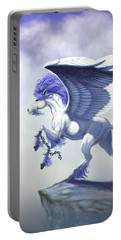Pegasus Unchained Portable Battery Charger by Stanley Morrison